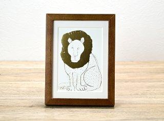 黒田有里「ライオン」