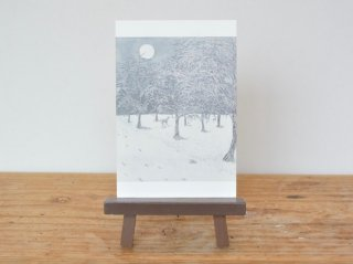 奥原しんこ「Moon and snow light」<img class='new_mark_img2' src='https://img.shop-pro.jp/img/new/icons8.gif' style='border:none;display:inline;margin:0px;padding:0px;width:auto;' />