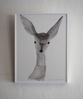 「Deer_11(ミヤギユカリ)」