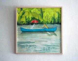 「Rowing(ミヤギユカリ)」