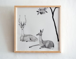 「Deer(ミヤギユカリ)」<img class='new_mark_img2' src='https://img.shop-pro.jp/img/new/icons6.gif' style='border:none;display:inline;margin:0px;padding:0px;width:auto;' />