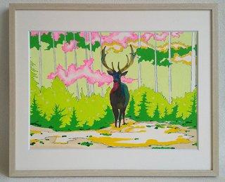 「Deer春のおとずれ(櫻井乃梨子)」