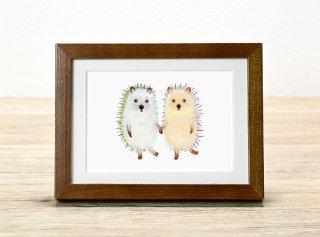 ミヤハラヨウコ「hedgehogs」