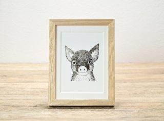 ミヤハラヨウコ「piglet」
