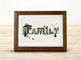 長浜孝広「THE STREAM OF SENTENCE 〜FAMILY〜」