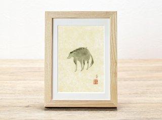 市村陽平「馬図」