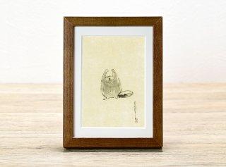 市村陽平「狸図」