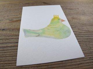 藤川孝之「冠鳥」