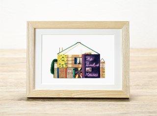 嶽まいこ「本ものの本の家」