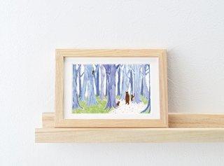 ミヤハラヨウコ「bear forest」