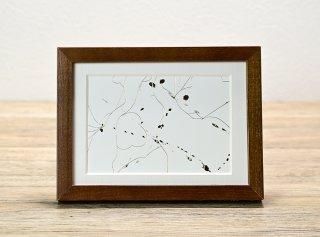 長田哲「Microcosmic Chaos(Gold)」