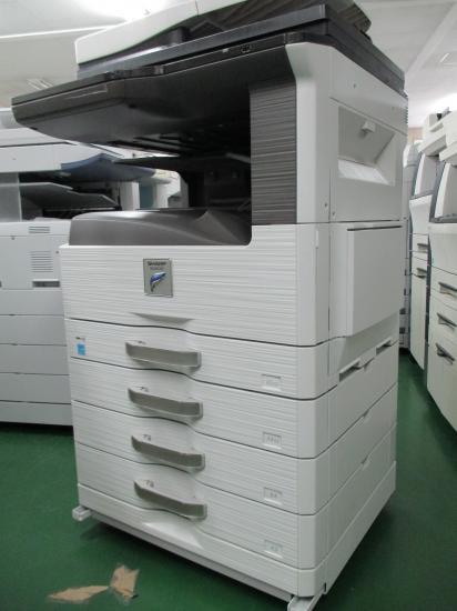 シャープ/A3モノクロ複合機  MX-M354FP 4段