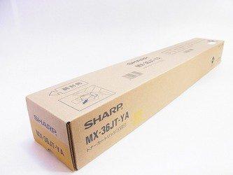シャープトナー イエロー MX36JTYA