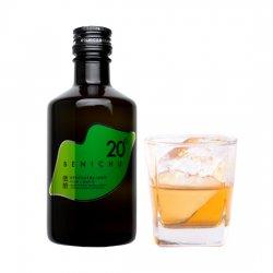 BENICHU 20° 微糖梅酒 [300ml]