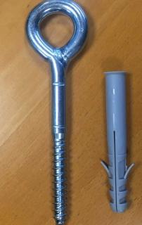 アイスクリュー(木材への取り付け器具)