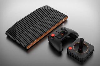 米アタリ社製新型家庭用ゲーム機「ATARI VCS」