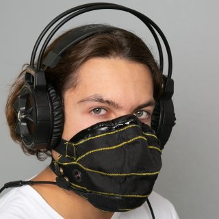 ゲーミング防音マスク「PHASMA Mask」