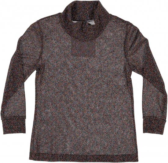 <img class='new_mark_img1' src='//img.shop-pro.jp/img/new/icons34.gif' style='border:none;display:inline;margin:0px;padding:0px;width:auto;' />Knitted tee-Disco Black