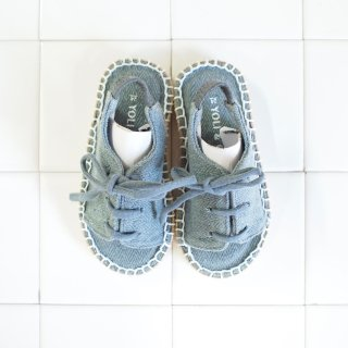 <img class='new_mark_img1' src='//img.shop-pro.jp/img/new/icons34.gif' style='border:none;display:inline;margin:0px;padding:0px;width:auto;' />WILFRED sandals - indigo