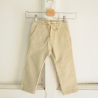 <img class='new_mark_img1' src='//img.shop-pro.jp/img/new/icons12.gif' style='border:none;display:inline;margin:0px;padding:0px;width:auto;' />Drop Crotch Chinos - Fawn