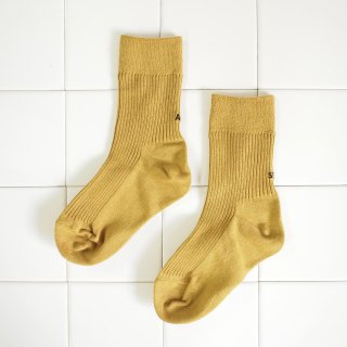 <img class='new_mark_img1' src='//img.shop-pro.jp/img/new/icons12.gif' style='border:none;display:inline;margin:0px;padding:0px;width:auto;' />All Set? Socks - Mustard