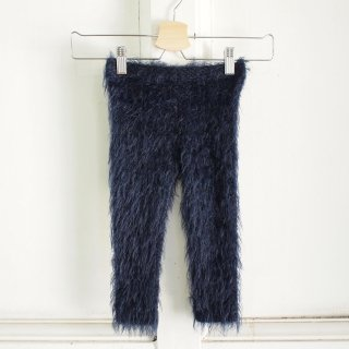 <img class='new_mark_img1' src='//img.shop-pro.jp/img/new/icons20.gif' style='border:none;display:inline;margin:0px;padding:0px;width:auto;' />MARIO TAKES A WALK - hairy leggings - wooly blue
