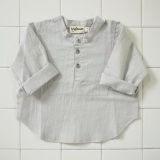 <img class='new_mark_img1' src='//img.shop-pro.jp/img/new/icons20.gif' style='border:none;display:inline;margin:0px;padding:0px;width:auto;' />SMOKA shirt - cloud grey