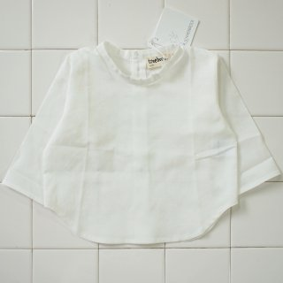 <img class='new_mark_img1' src='//img.shop-pro.jp/img/new/icons20.gif' style='border:none;display:inline;margin:0px;padding:0px;width:auto;' />SENIA blouse - off white