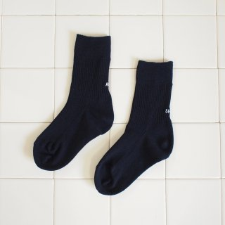 <img class='new_mark_img1' src='//img.shop-pro.jp/img/new/icons12.gif' style='border:none;display:inline;margin:0px;padding:0px;width:auto;' />All Set? Socks - Navy