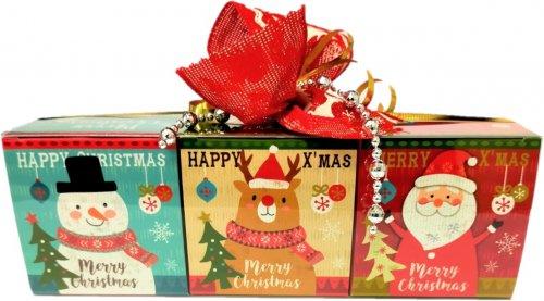 オシャレクリスマスキューブボックス