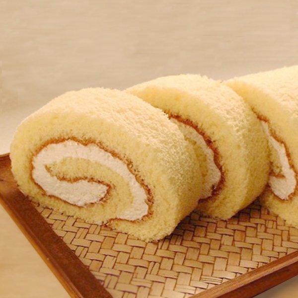 久留米純生ロールケーキふわっと プレーン