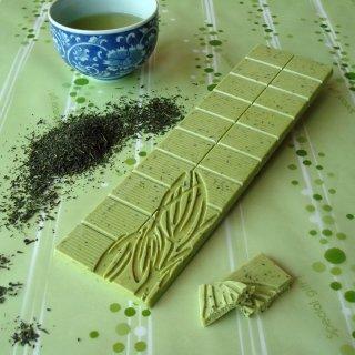 板チョコ 八女茶(箱入り1枚)