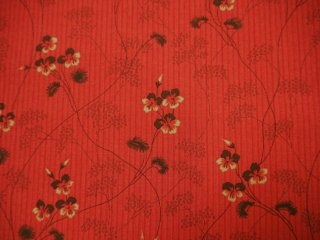 HOPE'S JOURNEY / OVERLAND TRAIL / WILD STRAWBERRY   by Moda Fabrics