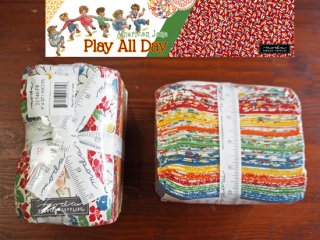 PLAY ALL DAY ■ F8 ■ Modafabrics ■ カットクロスセット