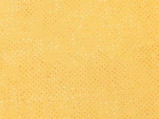 modafabrics レトロで明るいレモンカラーのシーチングプリント生地 SPOTTED / LEMON