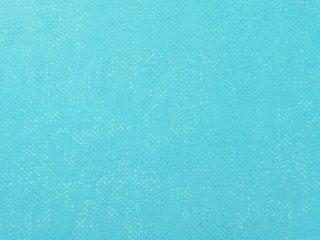 modafabrics レトロで明るい空色カラーのシーチングプリント生地 SPOTTED / SEAFOAM