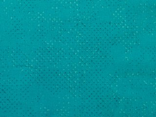 modafabrics レトロで明るい雰囲気ターコイズカラーのシーチングプリント生地 SPOTTED / TURQUOISE