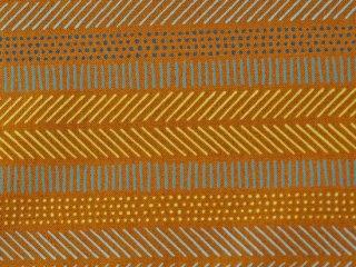 modafabrics ◇ SAFARI LIFE / AFRICAN ART / AMBER ◇USAコットンプリント生地