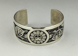 Hopi Bennett Kagenvema Overlay Bracelet