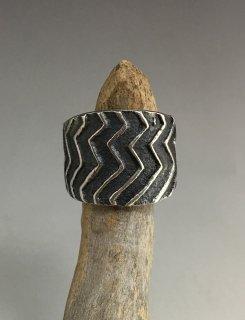 Hopi Antone Honanie Tufa Cast Ring