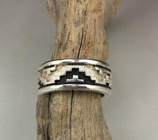 Navajo Dan Jackson Silver Ring