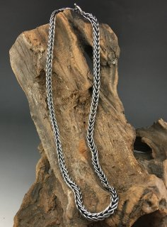 Navajo Steve Arviso Money Chain Necklace