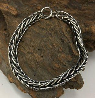 Navajo Steve Arviso Money Chain Bracelet