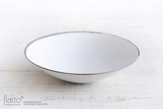 水野幸一|古白磁 口銅彩鉢