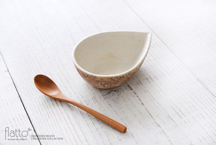 中川雅佳|コルク しずく豆鉢(内白)-02