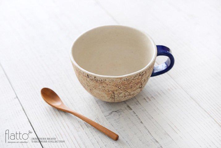 中川雅佳|コルク スープカップ(青)-02