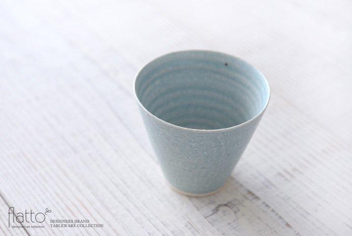 空色釉 カップ 作家「水野幸一」-02