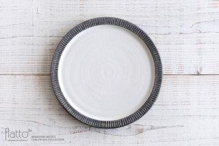 奥田章|トクサモーニングプレート24cm|大皿
