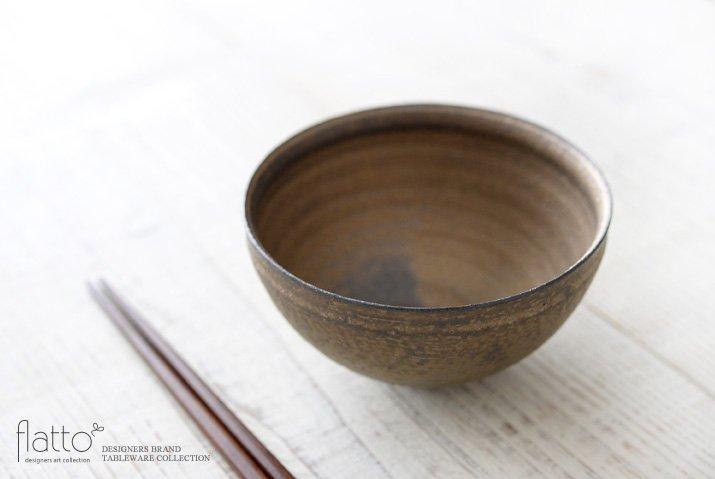 銅彩釉 姫茶碗 作家「水野幸一」-02