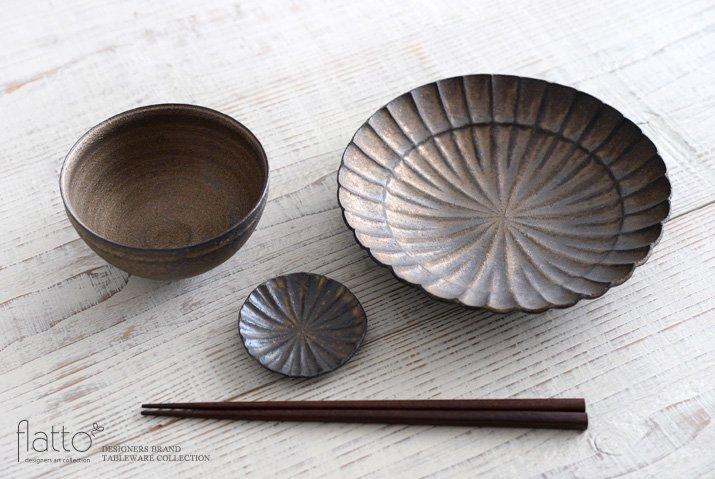 銅彩釉 姫茶碗 作家「水野幸一」-04